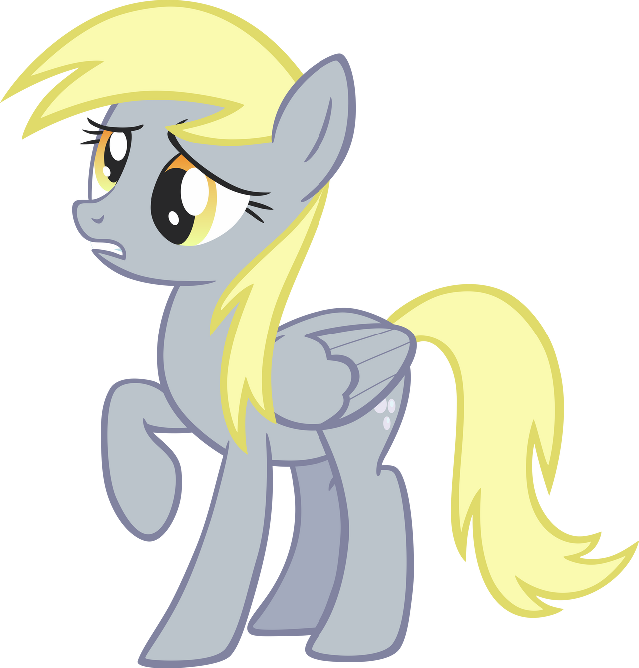 Derpy Hooves by greseres on DeviantArt