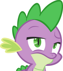 Spike does not approve by greseres