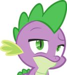 Spike does not approve