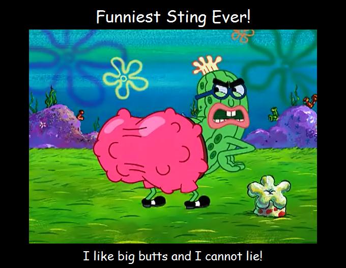 Spongebob squarepants and patrick star baby