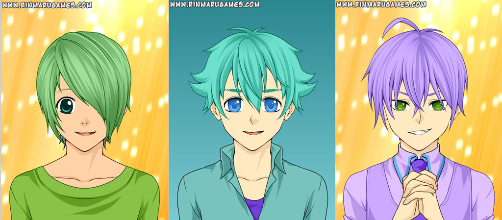 Monsters Inc: Humanized Mike, Sulley, And Randall By