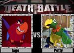 Death Battle: Iago vs. Potty