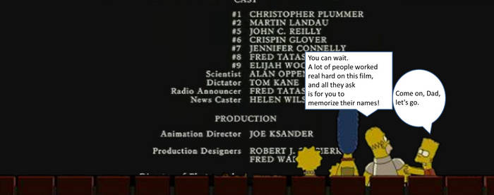Homer Simpson Comments On 9