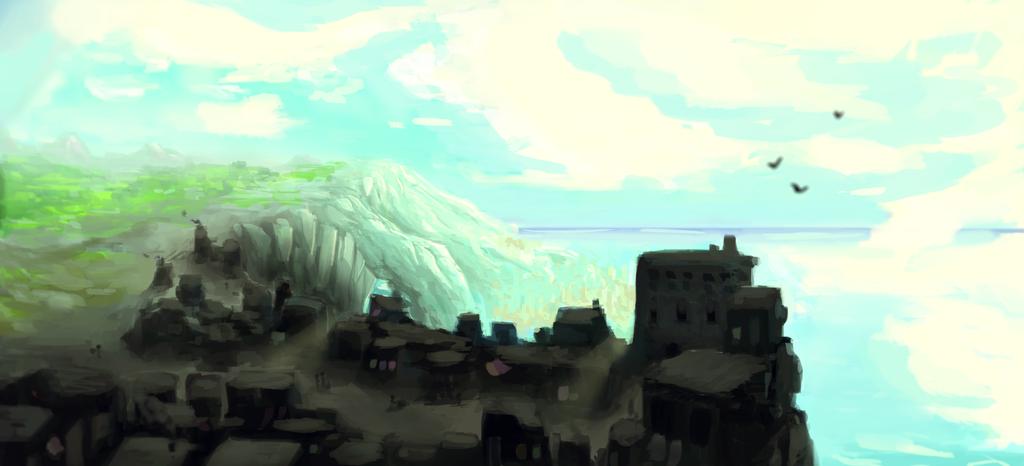 Reveland Mine by Doozel