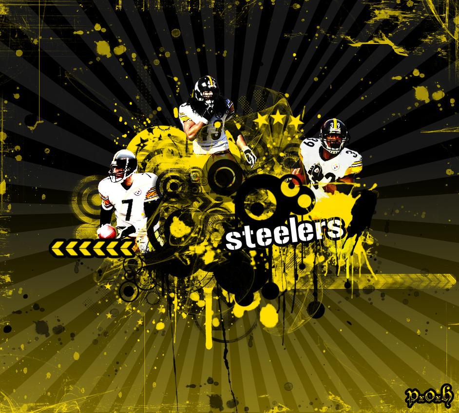 Steelers by princexofxhyrule