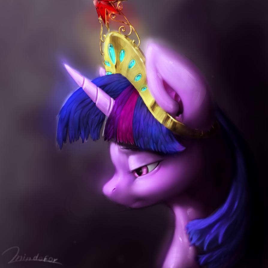 Princess Twilight by Mindofor