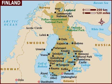 Finland by ErfanB