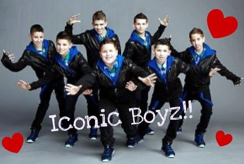 Iconic-Boyz by linarules12