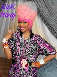 Nicki Minaj by linarules12