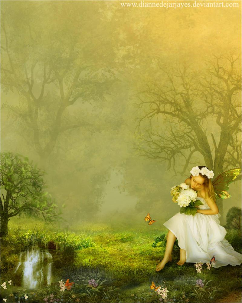 Fairy Garden By DianneDejarjayes On DeviantArt