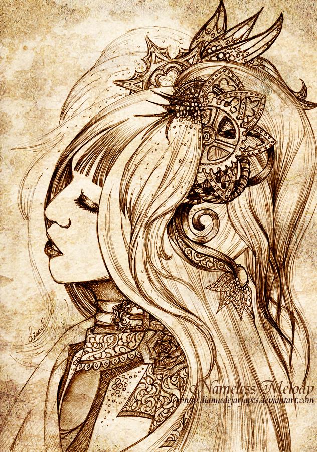 Ruki - Nameless Melody by DianneDejarjayes