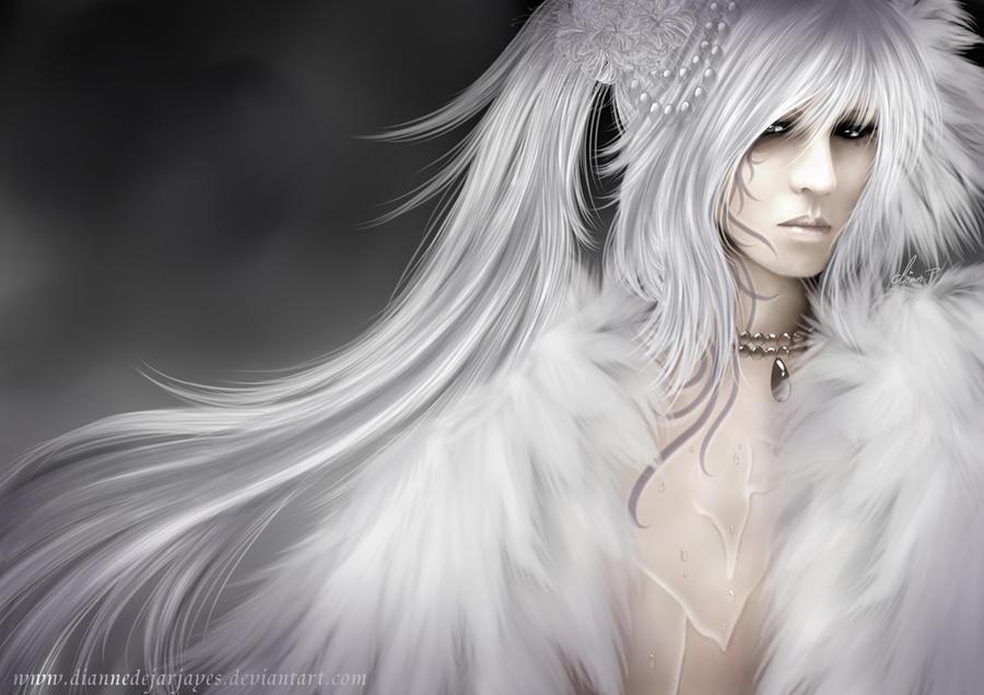 Yoshiki-Swan Prince by DianneDejarjayes