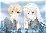 Yukito-Yue ::happy new year 2014::