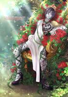 Commission - Prince of the Fae Kingdom
