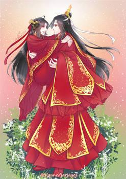 Wangxian wedding