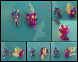 MLP Baby Party Popper and Key Frame!