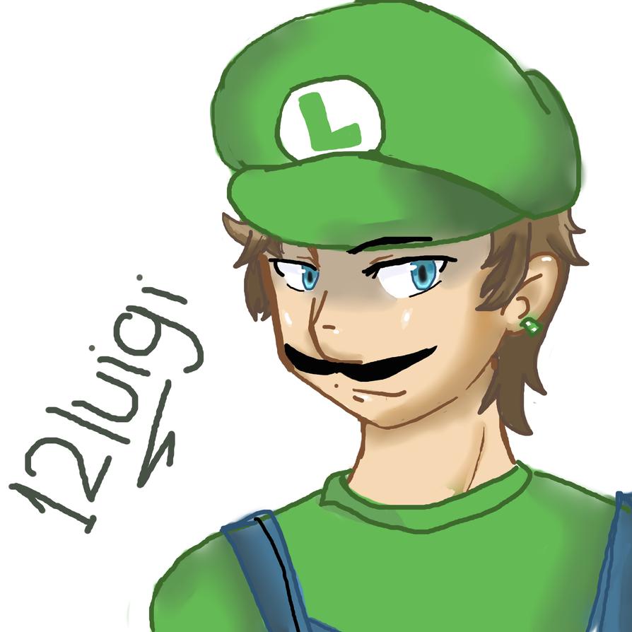 Luigi-  my luigi style  by 12luigi