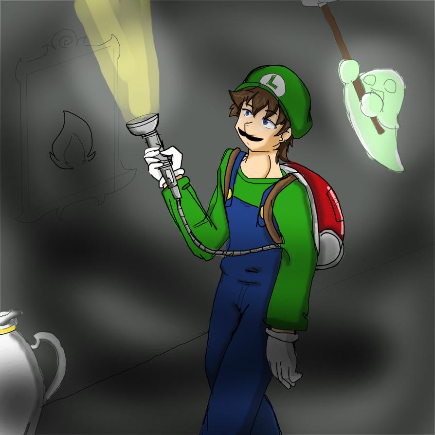 Luigi- 3..2..1 by 12luigi