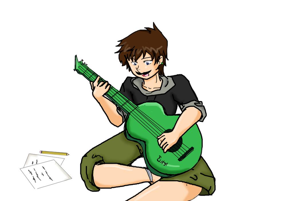 Luigi-  hobby by 12luigi