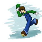 Luigi - just wanna have some fun
