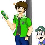 Luigi -  weegie