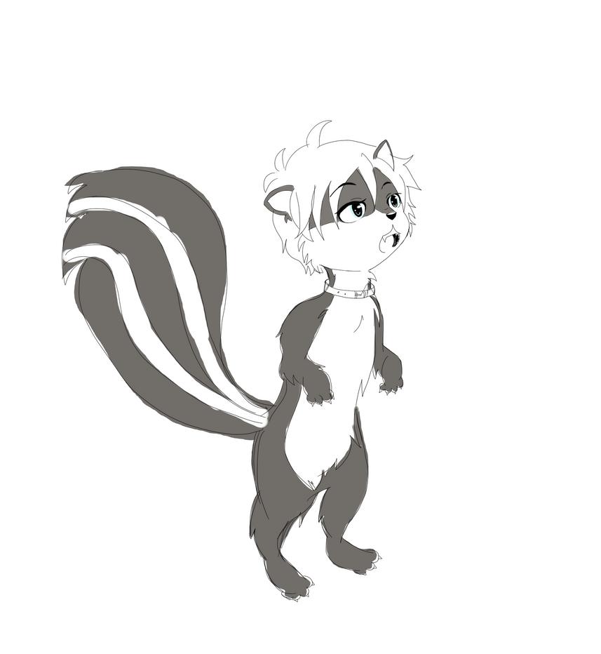 Skunk ( leaf )  - wip by 12luigi