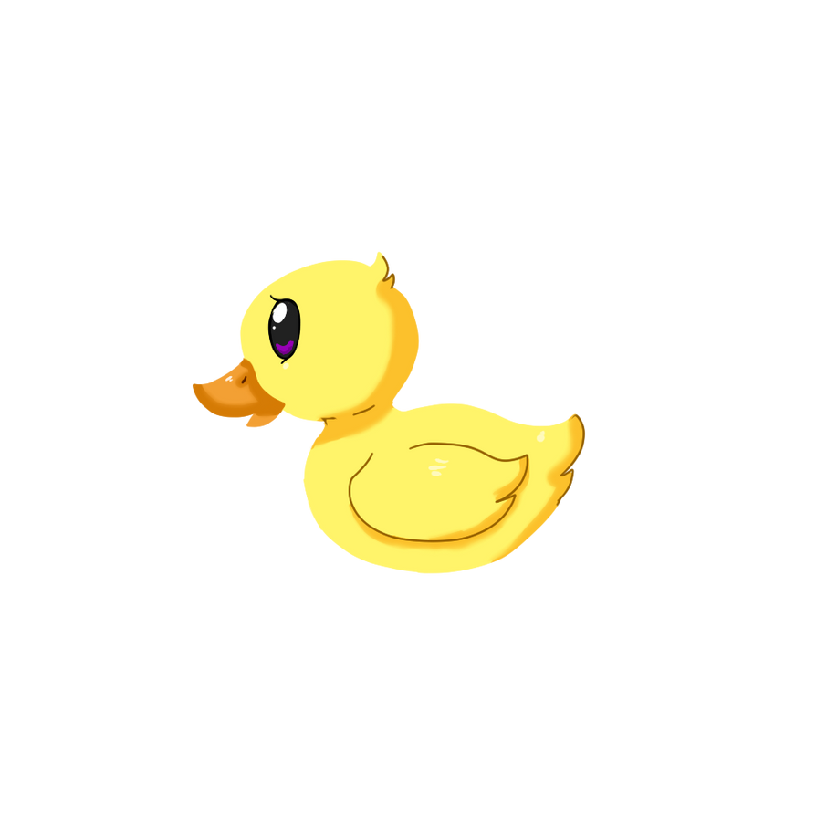 Rubber Ducky  by 12luigi