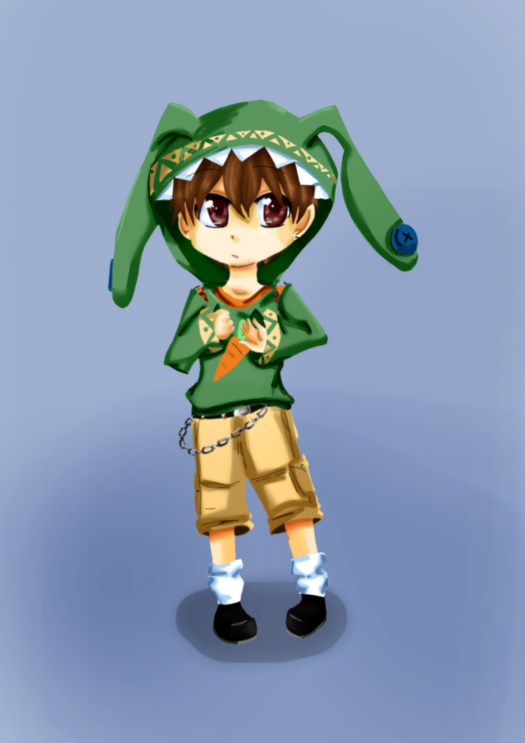 New Clothes  by 12luigi