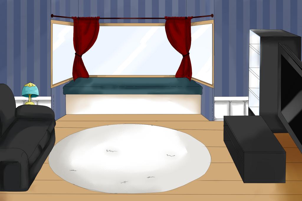 Basic Living Room by 12luigi