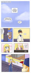 Harvest moon - FireWorks p1 ( gray x claire) by 12luigi