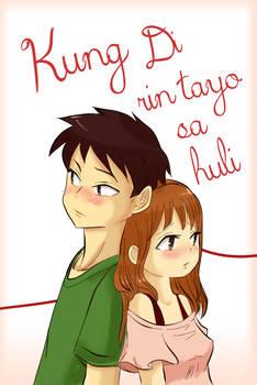 Kung Hinde Rin Tayo Sa Huli Book Cover