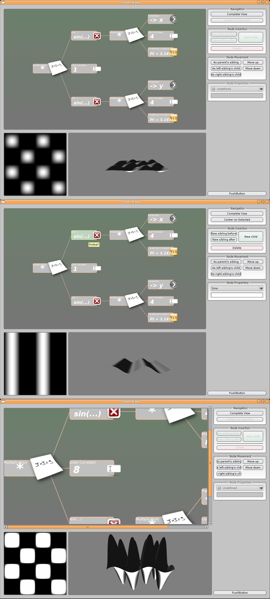 picogen 0.3: Heightmap Editor by greenhybrid