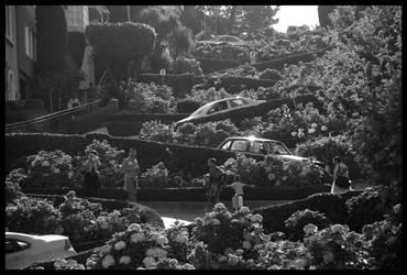 Lombard Street by drevilknevel