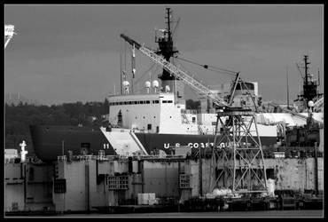 Seattle 2 - Coastguard by drevilknevel