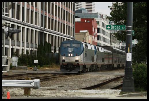 Seattle 3 - Train