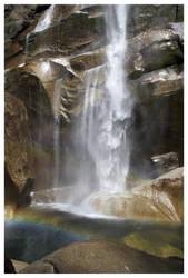 Yosemite NP 2 - Waterfall