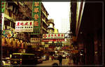 Street life in Hong Kong 2