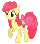 [MLP: Grown Up] Apple Bloom