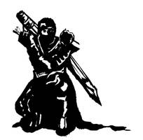 Edmowrimo Literary Ninja by calthyechild