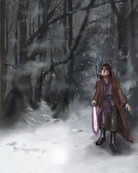 Snow Jedi