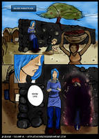 Dreshae - Page 1 by calthyechild