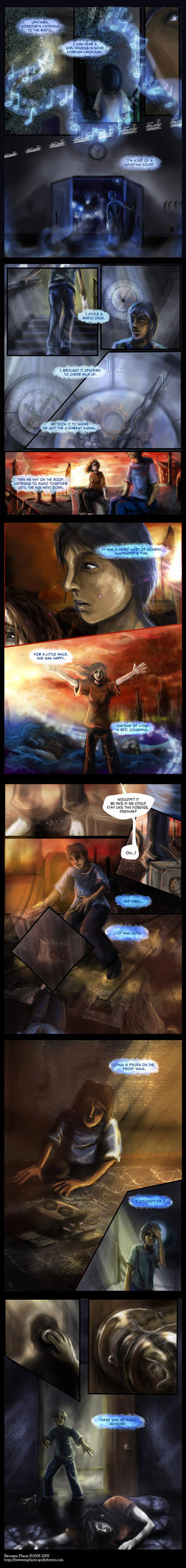 Chapter Six - 'Like a Dream' by calthyechild