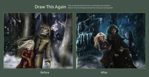 Draw This Again - Gabriel and Falahil