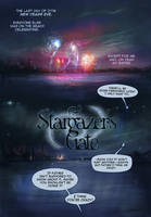 The Stargazer Gate page 1 preview by calthyechild