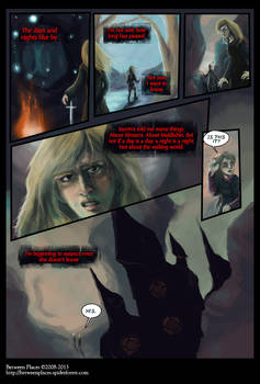 Between Places volume 2 page 1