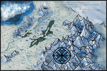 Icewind Dale Ten Towns Region Small Watermarked