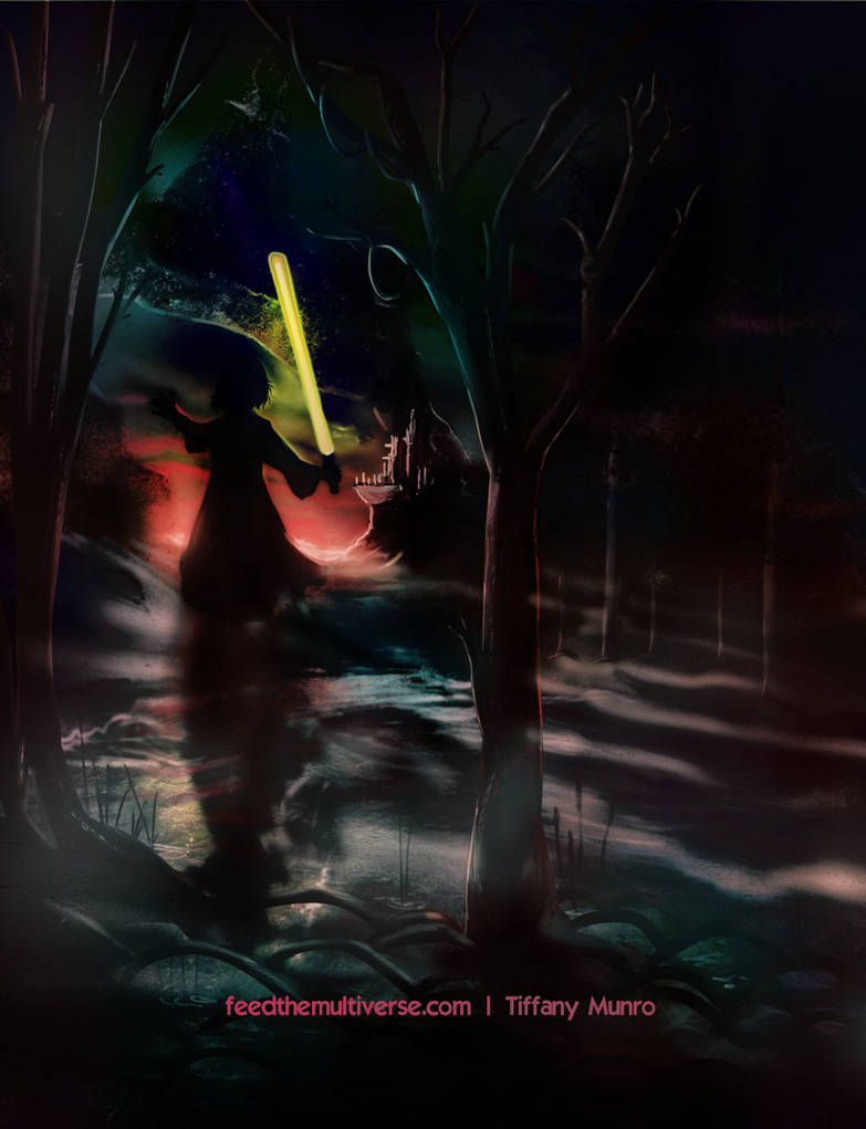 Twilight Jedi concept art