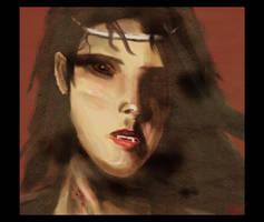 Vampire Princess by calthyechild