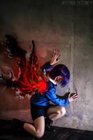 Touka Kirishima - Monster by thatsthatonegirl