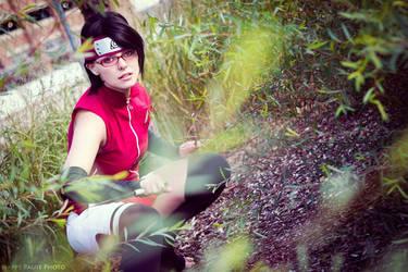 Sarada Uchiha - Naruto Gaiden by thatsthatonegirl